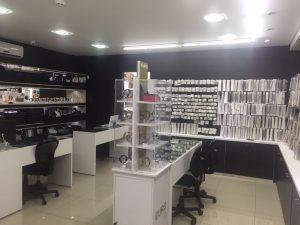 Loja Metaus São Paulo Show Room