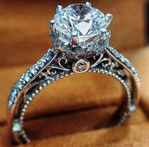 joia e diamante